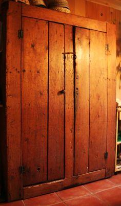 Garde manger en bois rangement pour armoires de cuisine for Recouvrir armoire cuisine