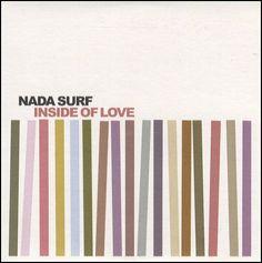nada surf, inside of love