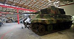 Fotoverslag Deutsches Panzermuseum Munster - WO2Actueel.nl