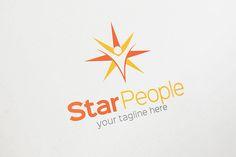 SEO Star Logo by Made by Arslan on @creativemarket
