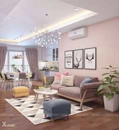5 ventajas de contratar a un decorador online - - Decor Salon Maison - Living Room Colors, Living Room Grey, Home Living Room, Interior Design Living Room, Living Room Designs, Classic Living Room, Elegant Living Room, Living Room Decor Inspiration, Home Room Design