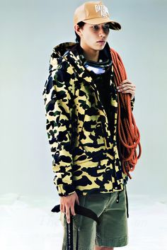 A Bathing Ape 2012 Fall/Winter Collection Editorial | Hypebeast