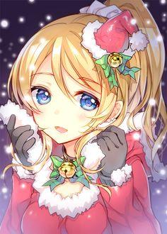 99 Best Anime Christmas Images On Pinterest Xmas Anime Art And