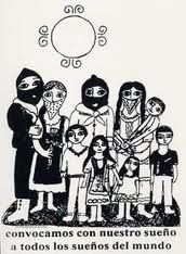 zapatistas - Buscar con Google Power Girl, Revolution, Stencils, Politics, Sketches, Posters, Comics, Tattoos, Drawings