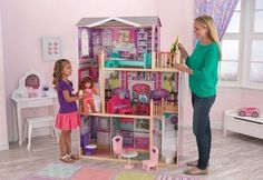 KidKraft-elegant-dolhouse-for-46-cm-dolls-65830 http://www.MiniProducts.eu