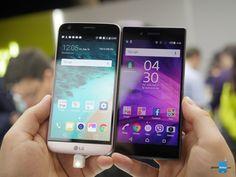 LG G5 vs Sony Xperia Z5 comparison - LG G5 vs Sony Xperia Z5: first look