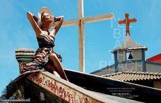 Summer Inspiration by Vogue Japan