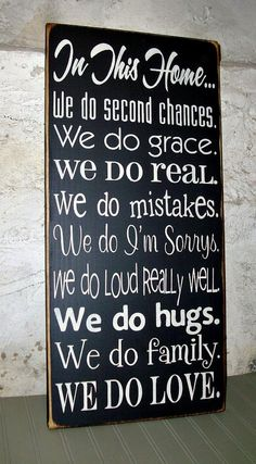 Love this sign from Etsy (BedlamCountryCrafts - Primitive Wood Signs).  I think this would look FAB in my new living room..... MOTHER'S DAY IS COMING, Hubs!