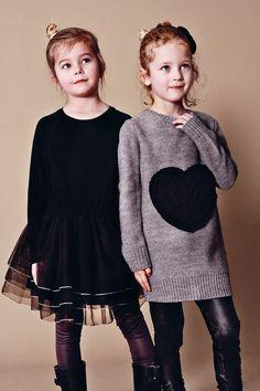 kids fashion, dress, skirt, sweater, girls fashion