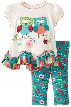Bonnie Baby Baby-Girls Newborn Owls In Love Legging Set, Ivory, 6-9 Months Bonnie Baby http://smile.amazon.com/dp/B00KQF83HG/ref=cm_sw_r_pi_dp_-Gr1ub10VPK1T