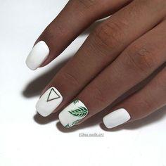 30 amаzіng nаturаl summеr square nаіlѕ design for short nails 9 Shellac Nails, Manicures, Cute Acrylic Nails, Fun Nails, Vacation Nails, Dream Nails, Manicure E Pedicure, Nagel Gel, Nail Decorations