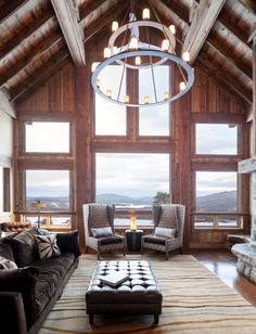 Juniper Hills | High Camp Home Interior Design | Truckee, CA