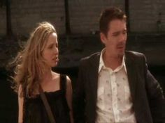 One of my favorite scenes in a movie. Talking about relationships, cruising down the Seine in Paris. Ahhhhh. Before Sunset - Relationships - YouTube