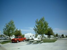 Awesome RV Park In Mountain Home Idaho
