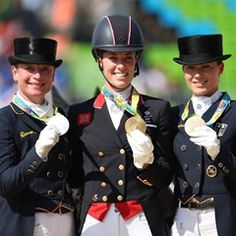2016 Rio Olympic Games - Dressage Individual Grand Prix Freestyle Equestrian
