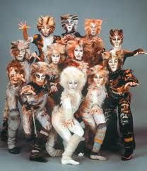 Cats the Broadway Musical... I listened to the original broadway cd growing up:)