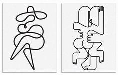 ¿Cuánto puedes contar con un sólo trazo? Jonathan te cuenta una historia entera. http://singulargraphicdesign.com/2014/09/11/jonathan-calugi-ilustracion-diseno-grafico-minimal/… #ilustracion pic.twitter.com/OtCyIv3sOM
