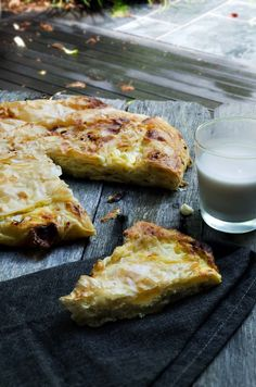How to make cheese burek (pastry) Burek Recipe, Croatian Recipes, Hungarian Recipes, Croatian Cuisine, English Food, Not Good Enough, Cooking Recipes, Bread Recipes, Cooking Tips