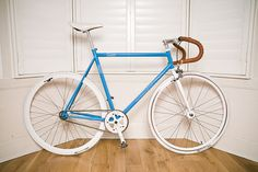 Condor Potenza 2010 with Uno wheels, CInelli seat and Sugino Chainset #fixie #bicycle