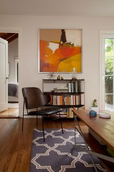 Living in Style ....... With a Toddler - Eclectic - Living Room - San Francisco - Margot Hartford Photography