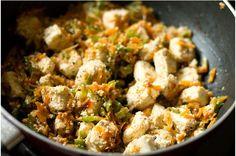 Veg Paneer Fried Rice Recipe