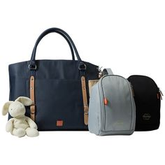 PacaPod Mirano Changing Bag, Navy.