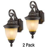 Found it at Wayfair - Brentwood Outdoor Wall Fixture