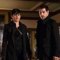 Trubel & Nick | Grimm NBC