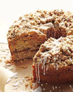 Zimt Streusel-Kaffee-Kuchen-Rezept | Martha Stewart