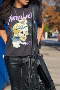 Metallica T Shirt | Metallica Master of Puppets Vintage Heather T-Shirt