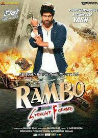 Rambo Straight Forward 2018 Hindi Dubbed 720p HDRip mkv
