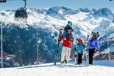 Hotel Kronenhirsch in Russbach, Dachstein West Mount Everest, Skiing, Mountains, Nature, Travel, Small Hotels, Ski, Alps, Destinations