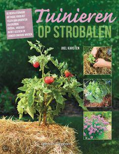 Tuinieren op strobalen  http://www.kopgroepbibliotheken.nl/zoeken/?query=tuinieren  #tuinboeken  #kopgroepbibliotheken