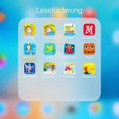 Ipad Apps, Learn German, Inspirational Books, Good To Know, Alphabet, Homeschool, Classroom, Technology, Education