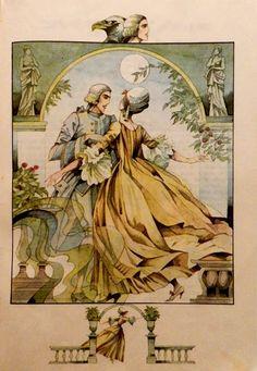 Arthur Rackham, a British book illustrator - Knowledge and Culture - English British Books, Arthur Rackham, Old Books, Fairy Tales, Childhood, Culture, Romania, Painting, Lingerie