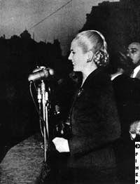 Evita Peron Biography - Historical Research Foundation