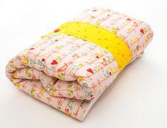 Nähanleitung für eine Baby Wickelunterlage / sewing instruction for a diaper changing blanket by Kubischneck via DaWanda.com