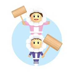 I is for Ice Climbers