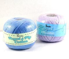 Items similar to Soft Cotton Yarn - 4 Ply - 50 grams for Knitting, Crochet & Craft Projects - Australian Made - Baby Blue or Lilac by DeeDeeSupplies on Etsy Craft Kits, Craft Supplies, Craft Projects, Crochet Pattern, Knit Crochet, Crochet Crafts, Baby Blue, Jewelry Crafts, September