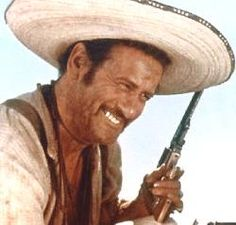Eli Wallach 1915 - 2014 The enduring and artful character actor who starred as Mexican hombres in the 1960s film classics The Magnificent Seven and The Good, the Bad and the Ugly. His career spanned more than six decades, beginning in the late 1940s