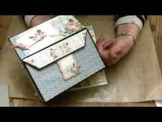Time to Flourish Box of Cards - Graphic 45 - YouTube