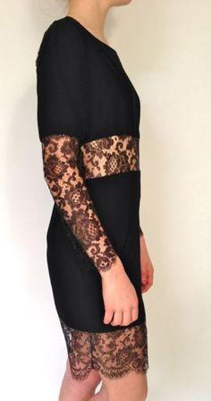 KARL LAGERFELD DRESS @Michelle Flynn Flynn Coleman-HERS
