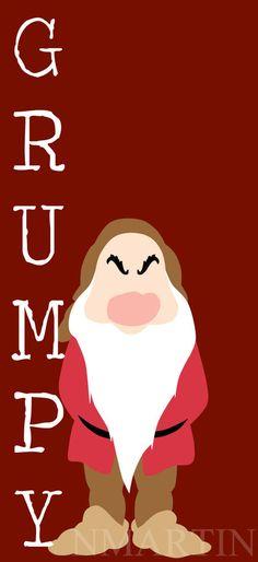 Grumpy+(Snow+White+and+the+Seven+Dwarfs)+by+NMartin95.deviantart.com+on+@deviantART