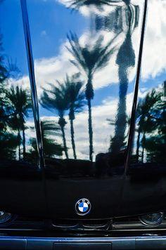 Bmw Hood Emblem - Car Images by Jill Reger
