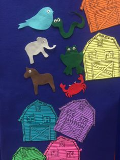 Fun hide and seek flannel game to the tune of The Muffin Man! Small Puppies, Little Puppies, Friday Dog, Mouse Paint, Pete The Cats, Felt Stories, Flannel Friday, Flannel Boards, Silly Dogs