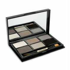 Bobbi Brown Soho Chic Eye Palette: 3x Eye Shadow, 2x Metallic Eye Shadow, 1x Shimmer Wash Eye Shadow, 1x Mini Brush 9g/0.31oz by Bobbi Brown,    I just grab this palette when I travel. It offers versatility and doesn't take up a lot of space.