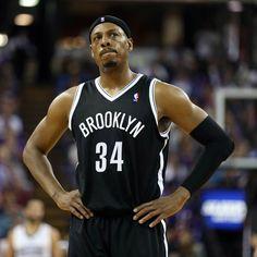 Brooklyn Nets Paul Pierce