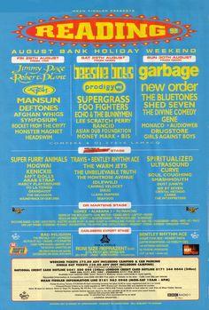 Reading Festival 1998