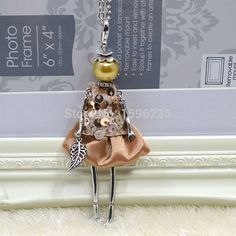Cheap necklace phone, Buy Quality gifts song directly from China necklace bra Suppliers: Live in the city green elves...Handmade fairy dolls, each season dressed in all kinds of handmade cloth clothes
