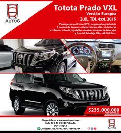 Promoción Toyota Prado